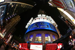 Times Square, New York royalty-vrije stock afbeelding