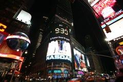 Times Square, New York. Street night life royalty free stock photo