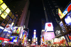 Times Square, New York Royalty Free Stock Image
