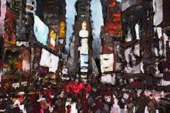 Times Square New York Stockbilder