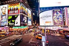 Times Square, New York Photos stock