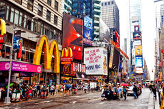 Times Square, New York Stockfoto