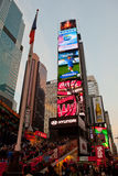 Times Square, New York Royalty-vrije Stock Foto