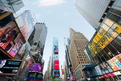 Times Square in New York Stockfoto