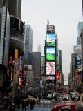 Times Square New York Image libre de droits