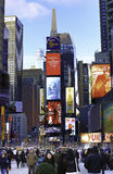 Times Square New York Stockbilder