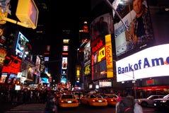 Times Square New York Fotografie Stock
