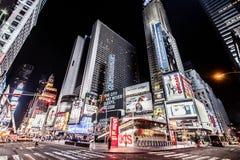 Times Square, New York Stockfotografie