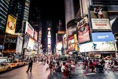 Times Square, New York Stockbild