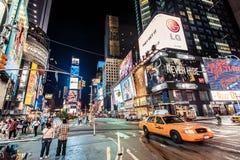 Times Square, New York Lizenzfreies Stockbild