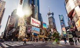 Times Square, New York Lizenzfreie Stockfotos