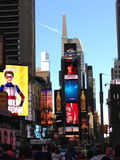 Times Square New York Stockfoto