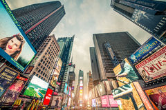 Times Square, New York foto de stock royalty free