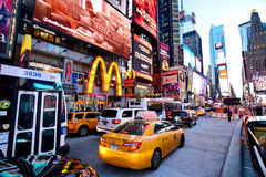 Times Square New York Lizenzfreies Stockfoto