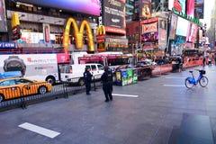Times Square New York Lizenzfreie Stockbilder