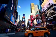 Times Square New York Lizenzfreies Stockfoto