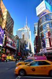 Times Square New York Lizenzfreies Stockbild