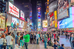 Times Square, New York Lizenzfreie Stockfotos