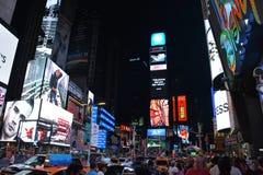 Times Square New York Fotografia Stock Libera da Diritti