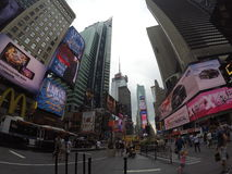 Times Square. New York Stock Image