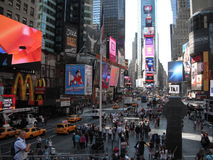 Times Square - New York Images libres de droits