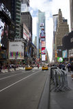 Times square - New york Stock Photo