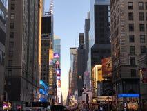 Times Square in New York stockbilder