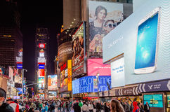 Times Square, New York Stock Photos