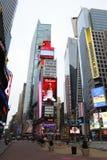 Times Square New York City Fotografía de archivo