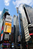 Times Square New York City Images libres de droits