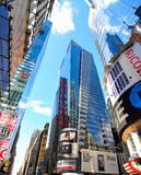 Times square new york city Stock Images
