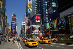 Times Square, New York City image libre de droits