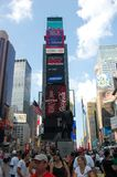 Times Square, New York City Royalty Free Stock Photography