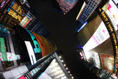 Times Square. New York City Stockbilder