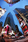 Times Square. New York City Royalty Free Stock Photos