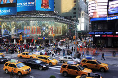 Times Square. New York City Photographie stock