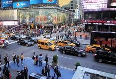 Times Square. New York City Foto de Stock Royalty Free