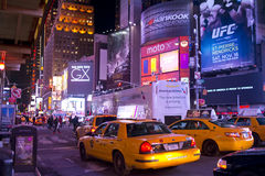 Free Times Square New York City Stock Images - 35328494
