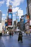 Times Square New York City Lizenzfreie Stockfotos