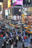 Times Square. New York City Photo stock