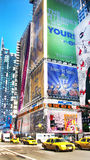 Times Square New York City Fotografie Stock