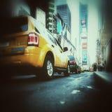 Times Square New York City Immagine Stock