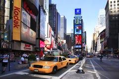 Times Square New York City Stockfotografie