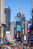 Times Square New York. City stock photography