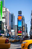 Times Square New York. City royalty free stock photos