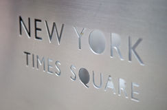 Times Square New York Royalty Free Stock Photos