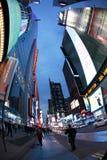 Times Square New York City Lizenzfreie Stockbilder