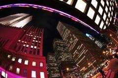 Times Square New York City Stockbild