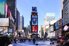 Times Square New York City Fotos de archivo