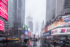 Times Square, New York City Lizenzfreies Stockfoto